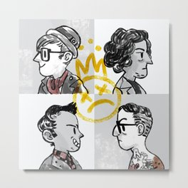 Young Bloods Metal Print