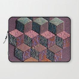 Tumbling Blocks #6 Laptop Sleeve