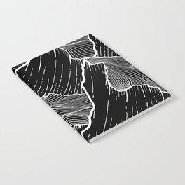 Sea mountains Notebook