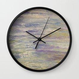 Thunder Lake Wall Clock
