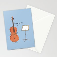 stand by me Stationery Cards