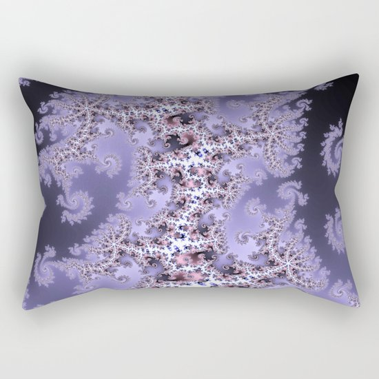 jump tree Rectangular Pillow