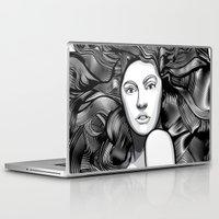artrave Laptop & iPad Skins featuring artRAVE ARTPOP by Alli Vanes