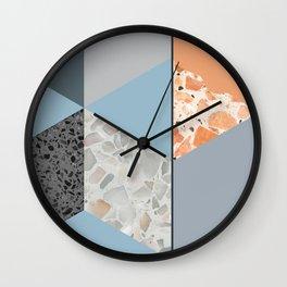 Terazzo Tiles Wall Clock