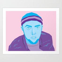 Mac Mizzle Art Print