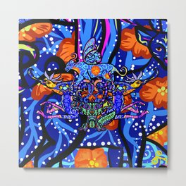 Guardians of Mexico (alebrijes) Metal Print