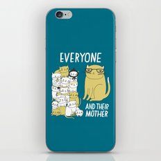 Everyone And Their Mother iPhone & iPod Skin