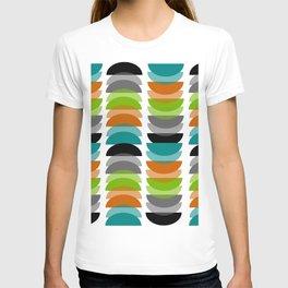 Mid-Century Modern Geometric T-shirt