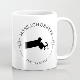 Massachusetts - The Bay State Coffee Mug