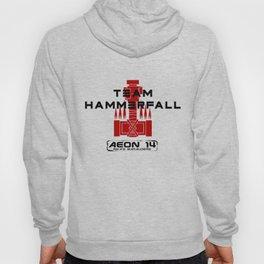 Team Hammerfall - Rika's Marauders - Black and Red Hoody