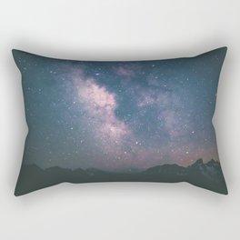 Milky Way III Rectangular Pillow