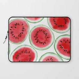 Watermelon slices pattern Laptop Sleeve