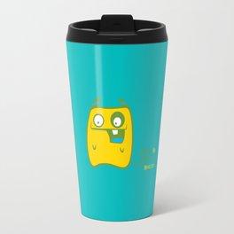 cutie monster_03 Travel Mug