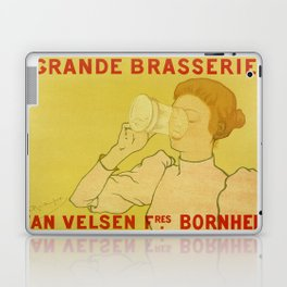 Van Velsen Belgian beer Laptop & iPad Skin