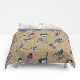 Daisy's birds Comforters