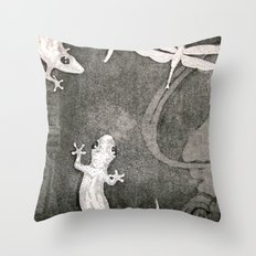 Lost City 2 Throw Pillow