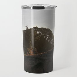 Glimmer of light Travel Mug