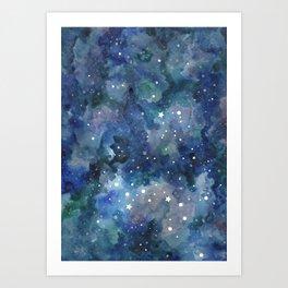 Star Galaxy Art Print