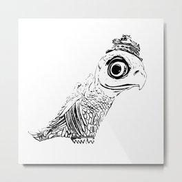 kingdom eagle Metal Print