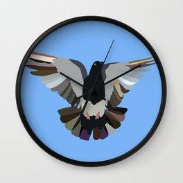 Pigeon #2 Wall Clock