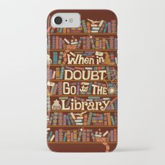 Go to the library Slim Case iPhone 7