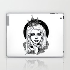 Queen of the night Laptop & iPad Skin