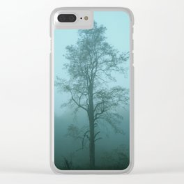 one tree shenandoah national park Clear iPhone Case