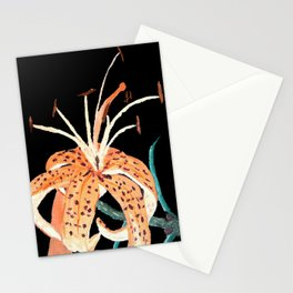 Tiger Lily... Stationery Cards