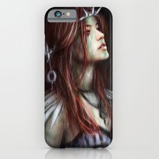 Silver Thorns iPhone 6s Slim Case