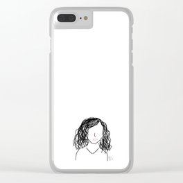 j.c.b. Clear iPhone Case