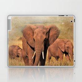 Family Walk Laptop & iPad Skin
