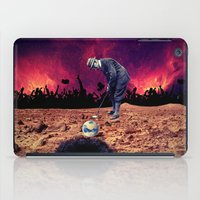 golf iPad Cases featuring Golf by Cs025