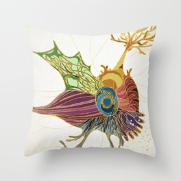 Pluripotency Throw Pillow