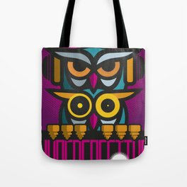 Hyperspective Tote Bag