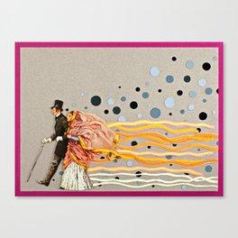Olometer Canvas Print