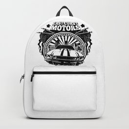East Coast Motors Backpack