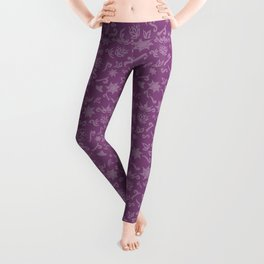 Princess Rapunzel Leggings