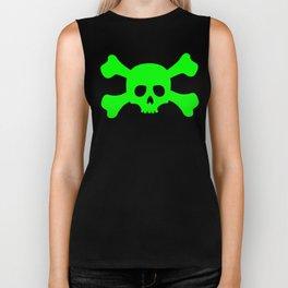 Toxic Skull Biker Tank