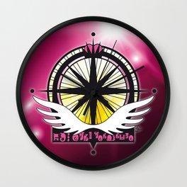 Das Ewig Weibliche Wall Clock