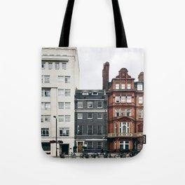 London Town Tote Bag