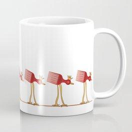 Night Hair Style Coffee Mug