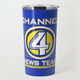 Channel 4 News Team Travel Mug