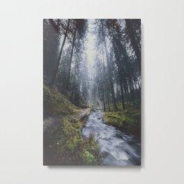 Damped feelings Metal Print