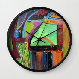 The Watchtower Wall Clock