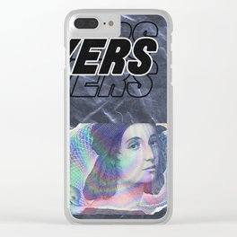 Flexers Clear iPhone Case