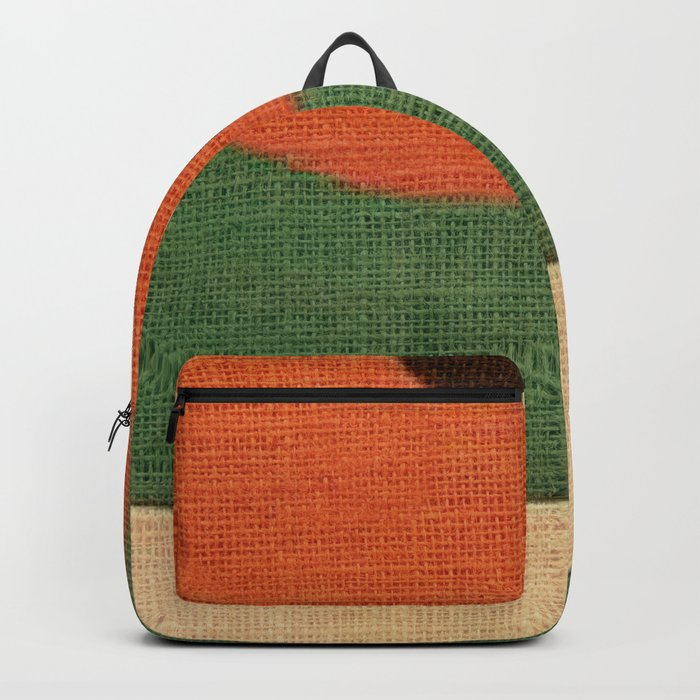 Simple Circle Backpack