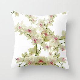 Orchidee fantasy Throw Pillow