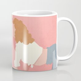 Nobody Puts Baby In A Corner (Dirty Dancing) Coffee Mug