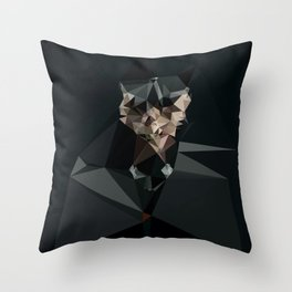 Colonel Z Throw Pillow