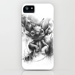 The Revenge of Experiment 626 iPhone Case